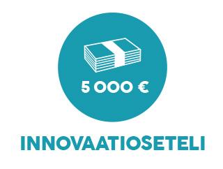 Hyödynnä Tekesin 5 000 € innovaatioseteli